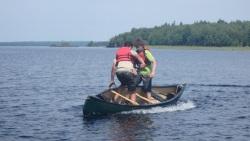Chesuncook Lake, Maine