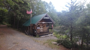 Maine High Adventure Base, Lake Matagamon, Maine